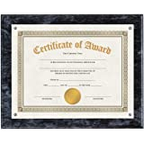 V-LIGHT VL1004 Document Frame, Black Onyx Finish