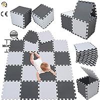 meiqicool Alfombrillas para Puzzles | Alfombra Puzzle