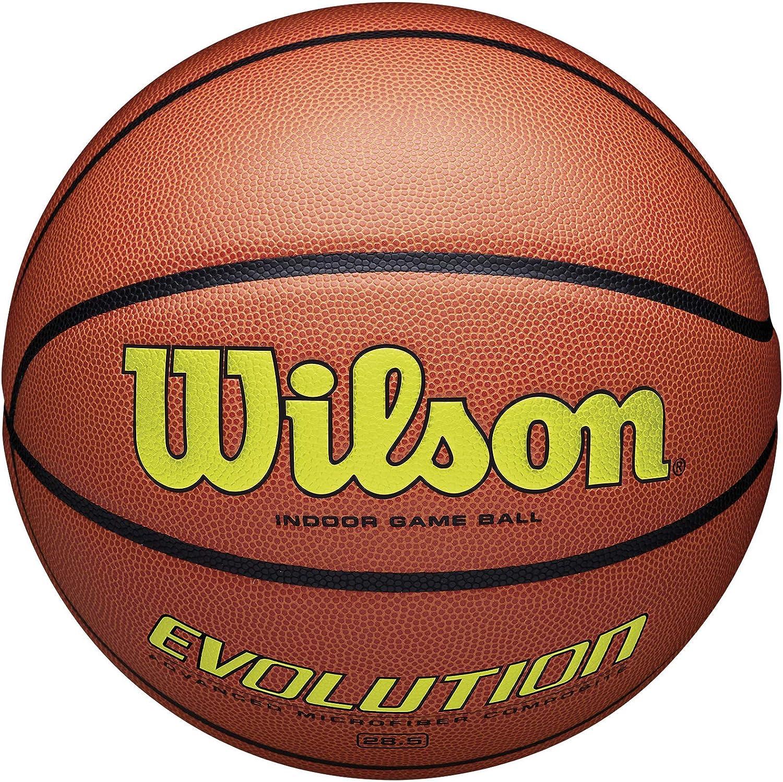 Wilson Sporting Goods - Balón de Baloncesto para Uso en Interiores ...