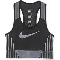 Nike G Nk Fenom Seamless Bra Sports, Niñas