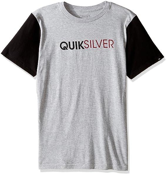 8fa5f9d2ec1b2 Amazon.com  Quiksilver Boys Short Sleeve Graphic Tee  Clothing