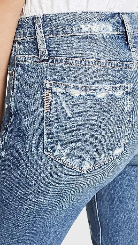 PAIGE Womens Vintage Hoxton Ankle Peg Rigid Jeans