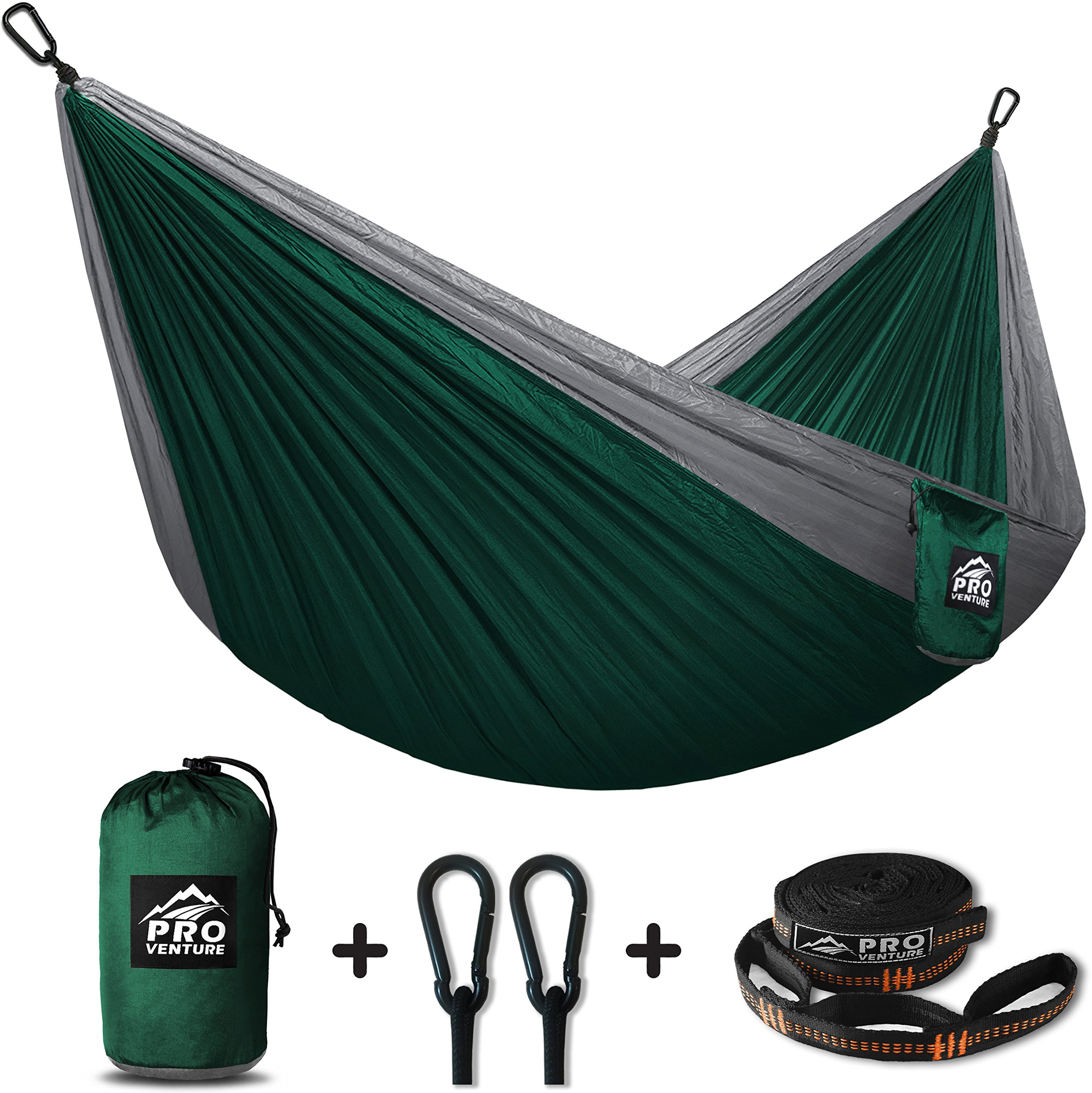 Proventure Camping Hammock & FREE Tree Straps