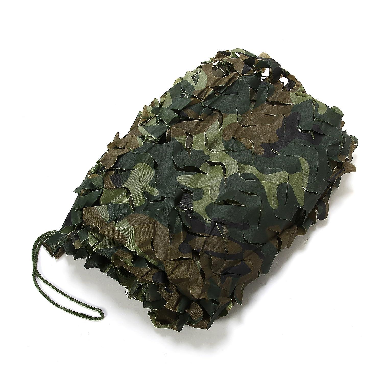 5& 215;10m LYF 2mx3m Camouflage forescravater Net Camping Chasse Militaire Chasse Aveugle Aveugle Regarder décoration de fête cachée