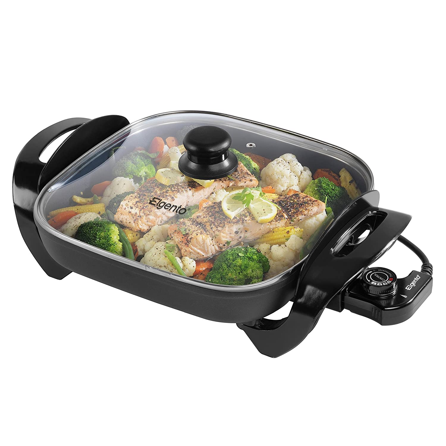 Elgento E14024 Electric Frying Pan