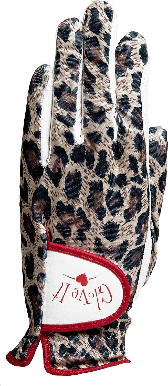 Women's Golf Glove - Glove It - Soft Cabretta Leather Gloves - UV Spectrum Protection