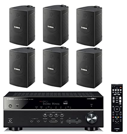 Verrassend Amazon.com: Yamaha 7.2-Channel Wireless Bluetooth 4K Network A/V TM-29