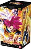 IC Cardass Dragon Ball First Booster Pack [BT01] (BOX) [Idioma Japonés] Cartas Tarjetas