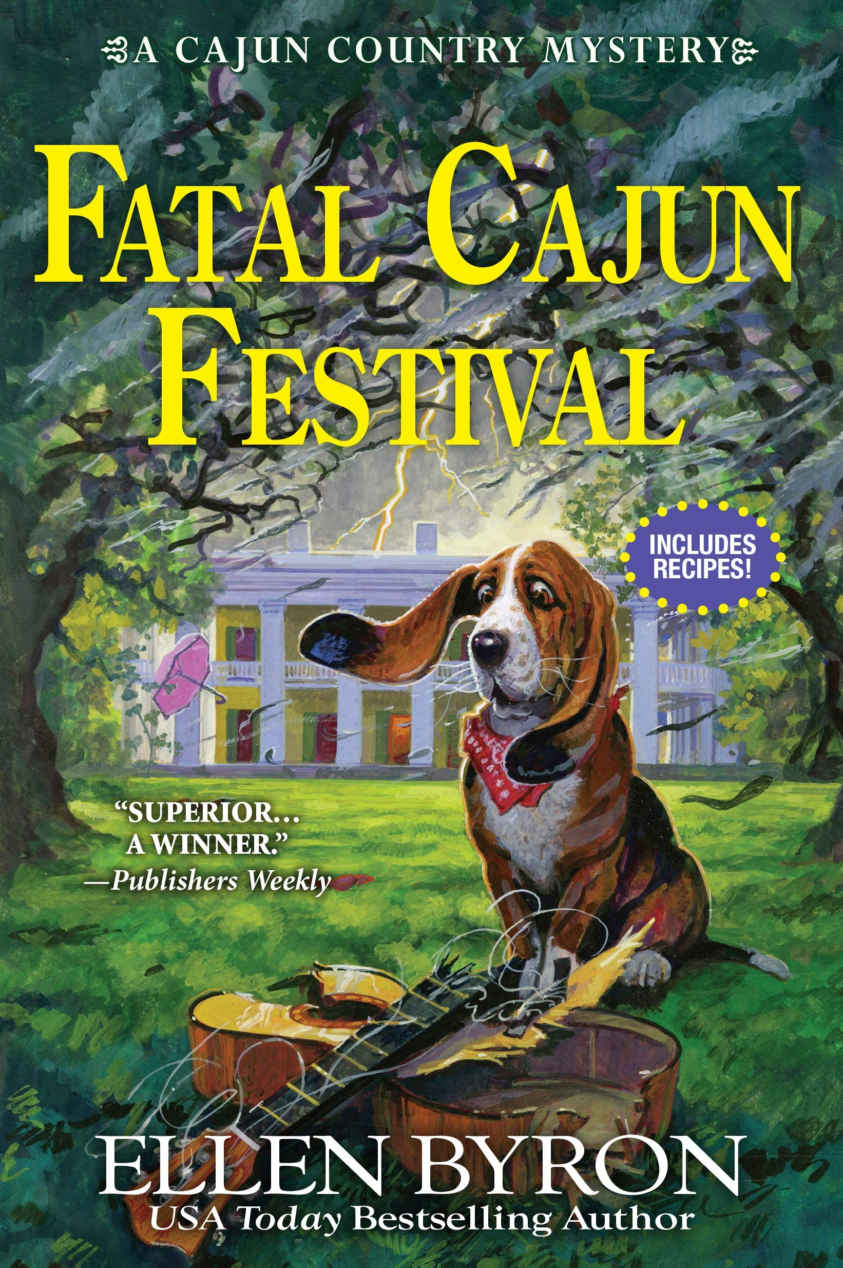 Image result for fatal cajun festival