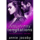 Dangerous Temptations: Temptations Series Book One: The Gallagher Family (English Edition)