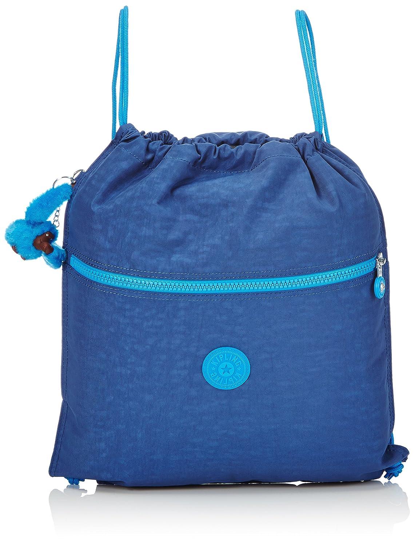 Kipling Drawstring Bag Supertaboo Blue (Mineral Blue C) K0948756T K0948756T_Mineral Blue C_45