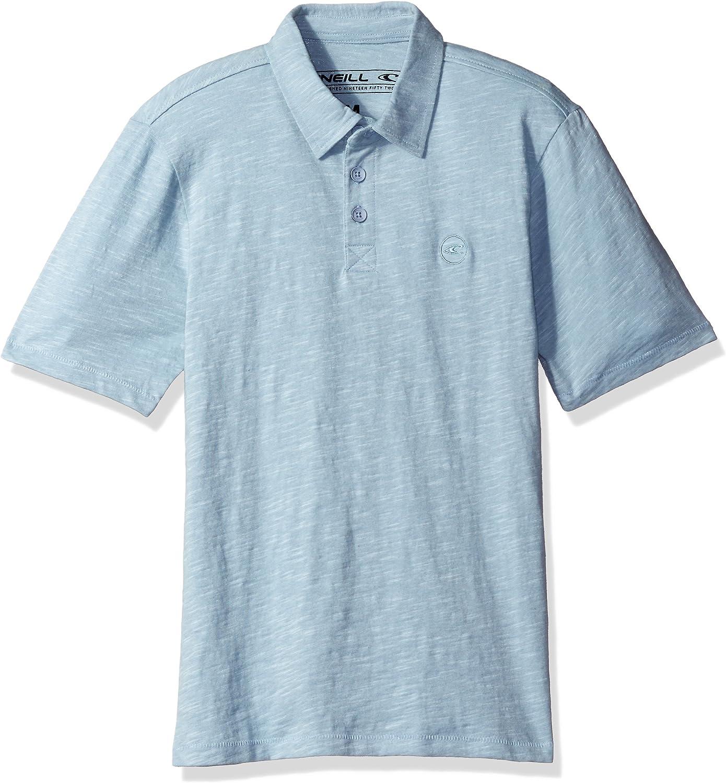 ONEILL Boys Big Short Sleeve Bay Polo Shirt
