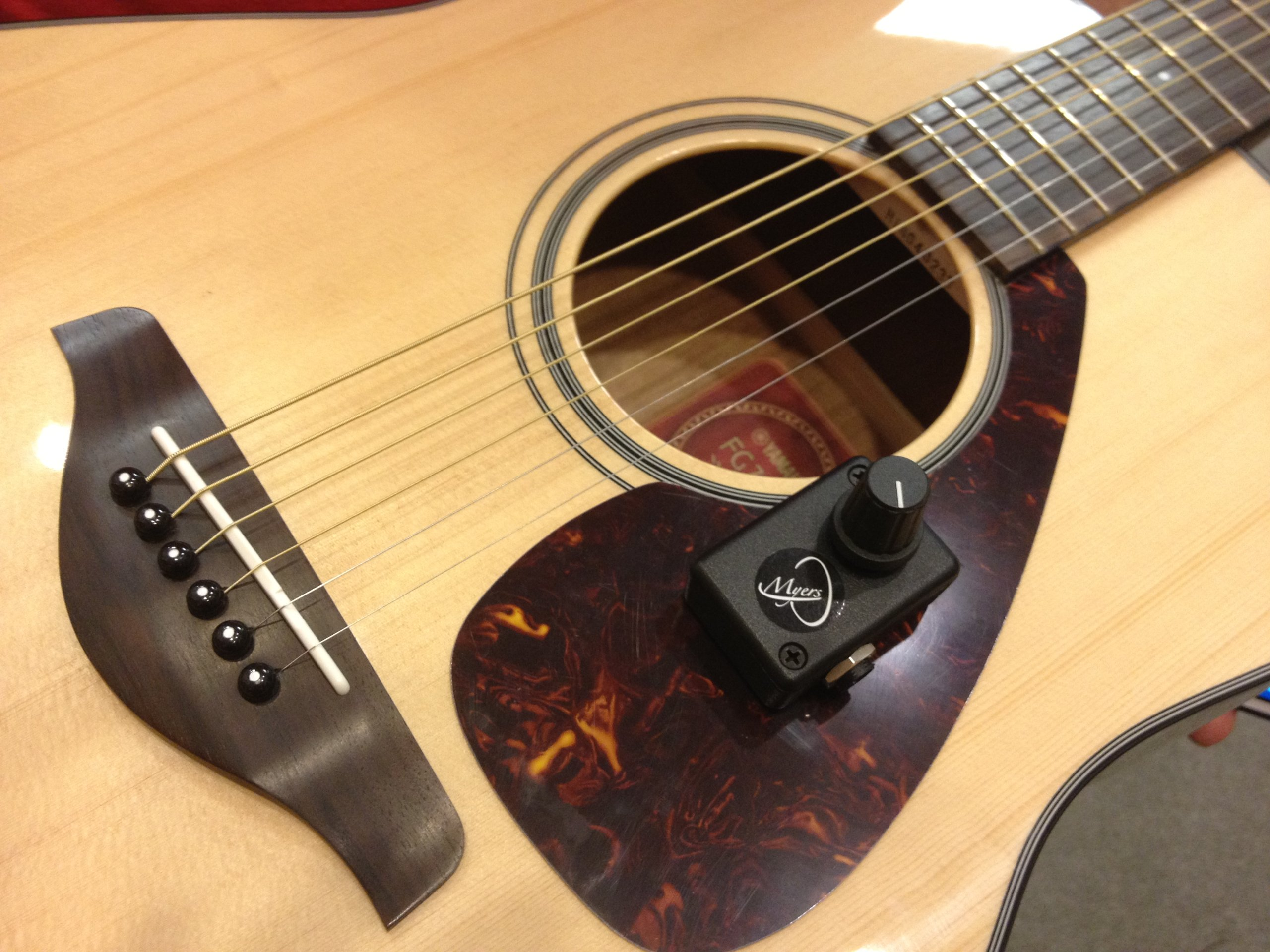 AUTOHARP PICKUP By Myers Pickups ~ See it in ACTION! Copy and Paste: myerspickups.com