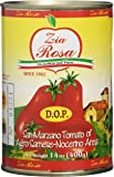 Zia Rosa San Marzano Plum Tomatoes 400 g (Pack of 12)