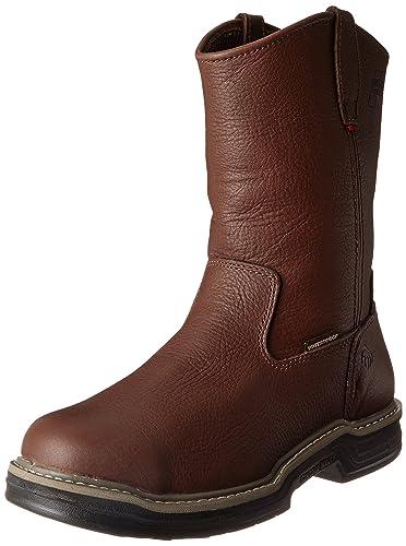 Wolverine Men's W04826 Buccaneer Boot, Dark Brown, ...
