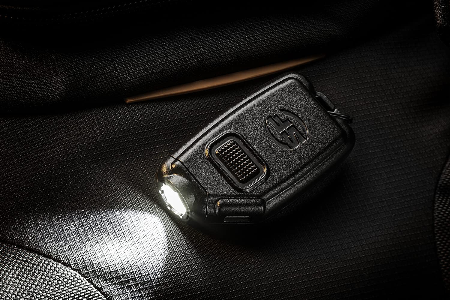 surefire sidekick edc keychain flashlight review