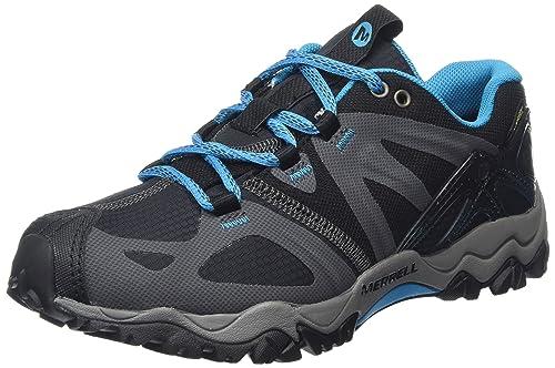 Merrell grassbow SPORT GTX - Zapatos de senderismo de material sintético mujer: Amazon.es: Zapatos y complementos