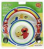 Amazon Com Sesame Street Toddler Blanket Elmo Amp Friends