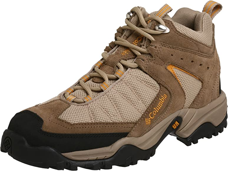 Columbia Mens Trailmeister IV Mid Trail Shoe