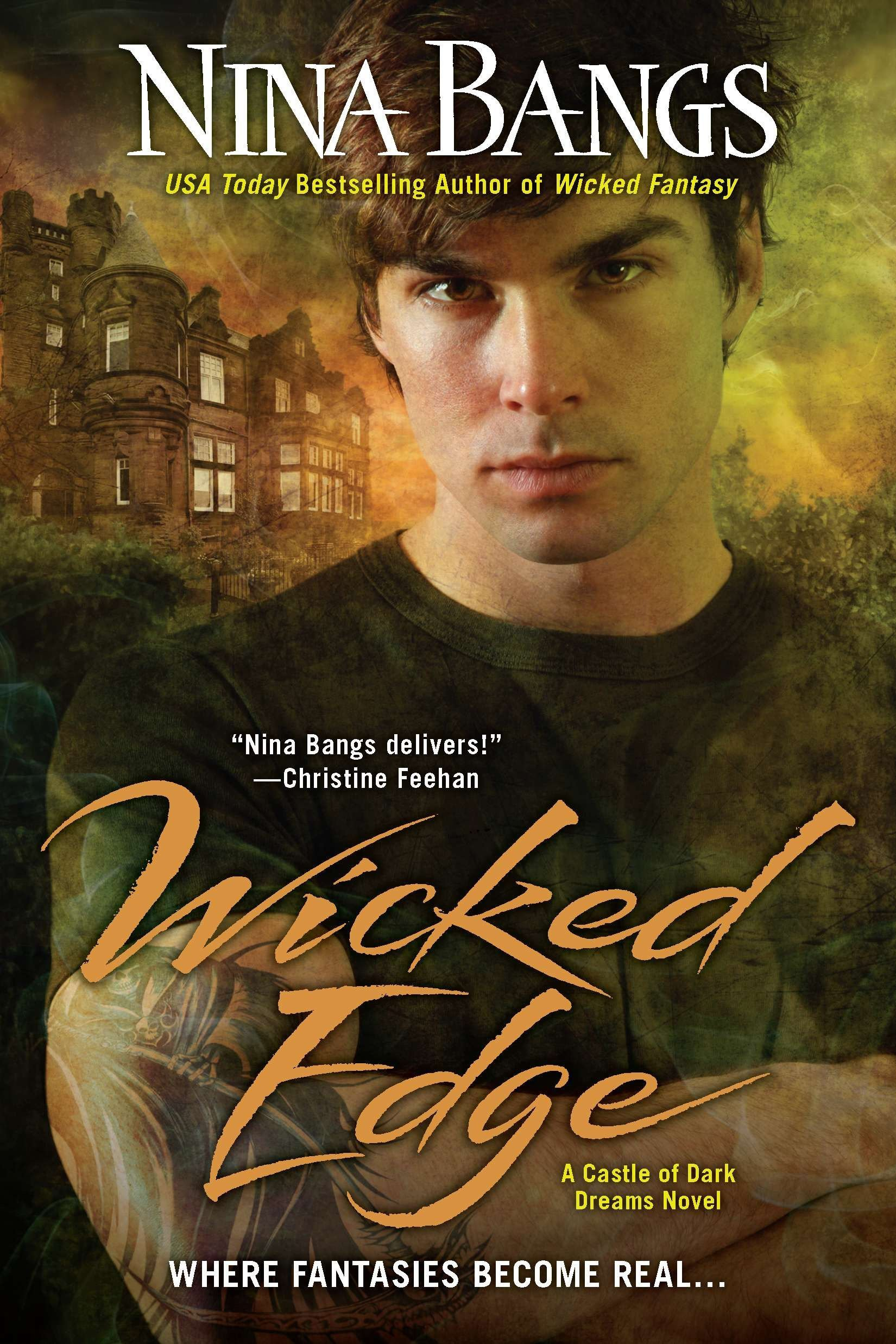Wicked Edge (Castle of Dark Dreams) pdf epub