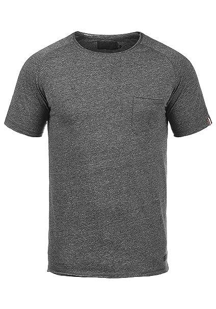 Produkt Xora Camiseta Básica De Manga Corta T-Shirt para Hombre con Cuello Redondo: Amazon.es: Ropa y accesorios