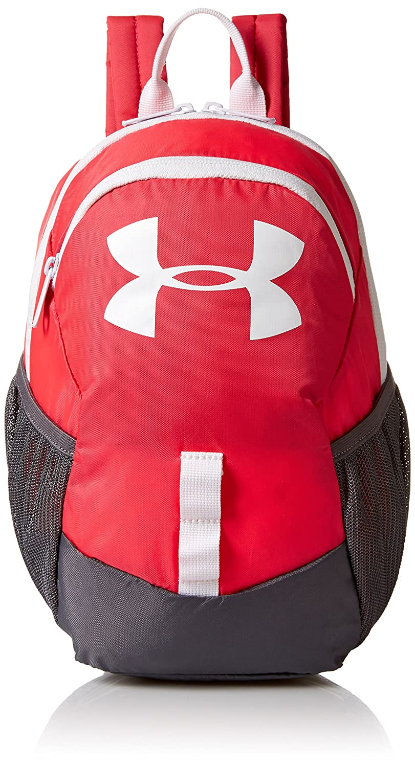 Under Armour Unisex Kids' Small Fry Backpack Penta Pink (975)/White One Size Under Armour Bags 1308352