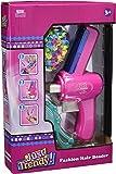 Color Baby - Trenzador para el pelo con abalorios, 20 X 30 cm (42641)