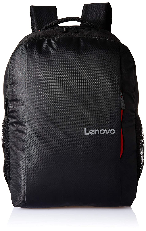 Lenovo 15.6 inch Laptop Everyday Backpack (Black)