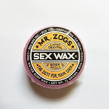Cera original para surf, de Sex Wax, morado