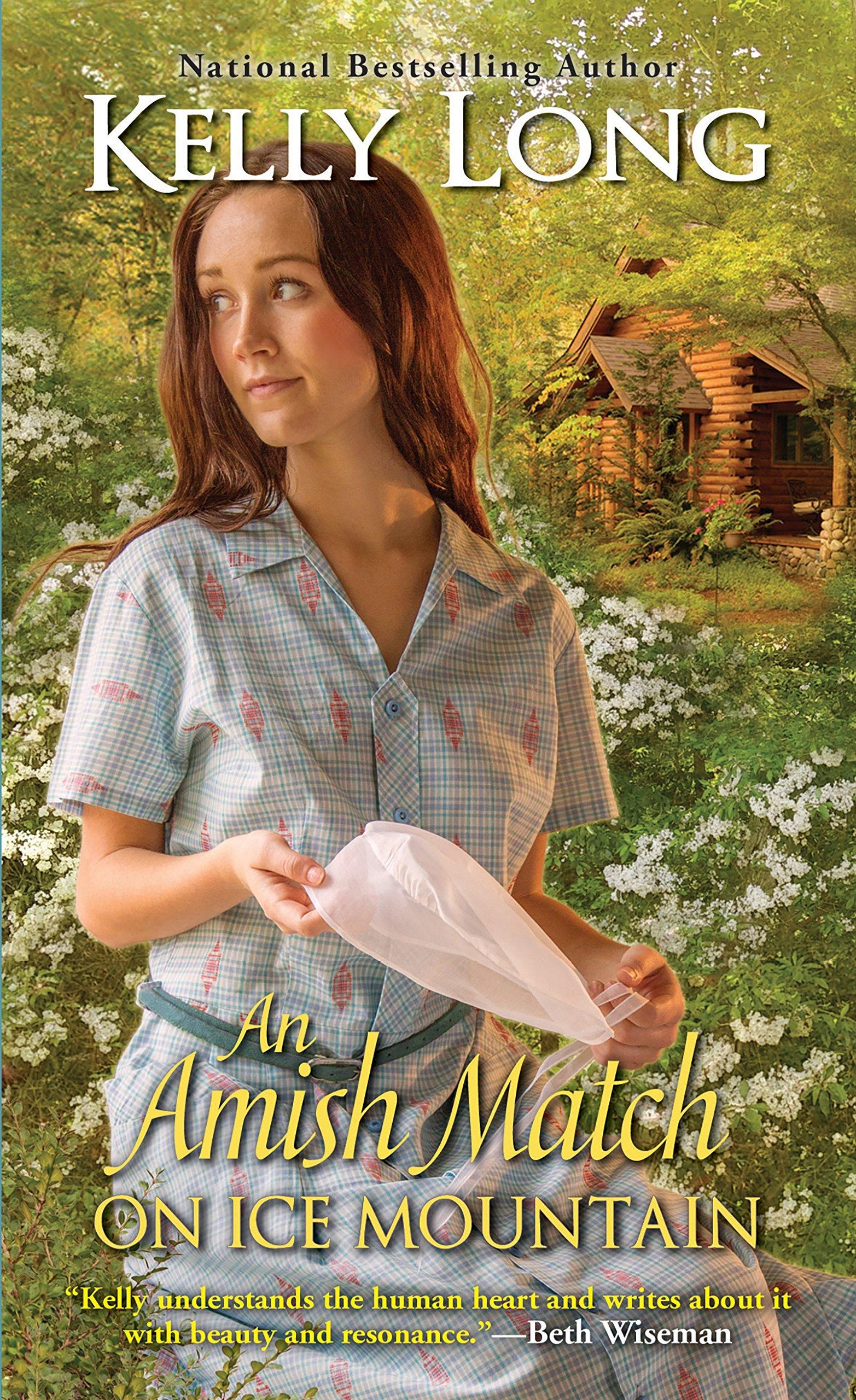 An Amish Match on Ice Mountain: Kelly Long: 9781420141276: Amazon.com: Books
