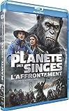 La Planète des Singes : L'Affrontement [Blu-ray] [Import italien]