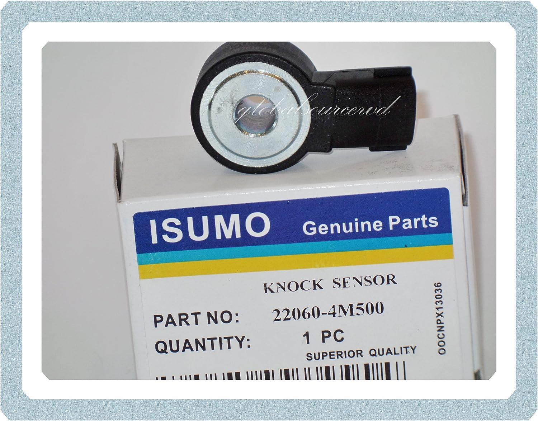22060-4M500 Knock Sensor Fits NISSAN ALMERA 2002 FRONTIER 2001-2004 SENTRA 2000-2002 XTERRA 2000-2004 Detonation