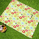 Hewolf Outdoor & Picnic Blanket Extra Large Rainproof and Waterproof Portable Beach Mat For Camping Hiking Festivals