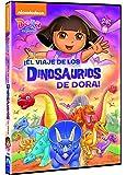 Dora La Exploradora: ¡El Viaje De Los Dinosaurios De Dora! [DVD]