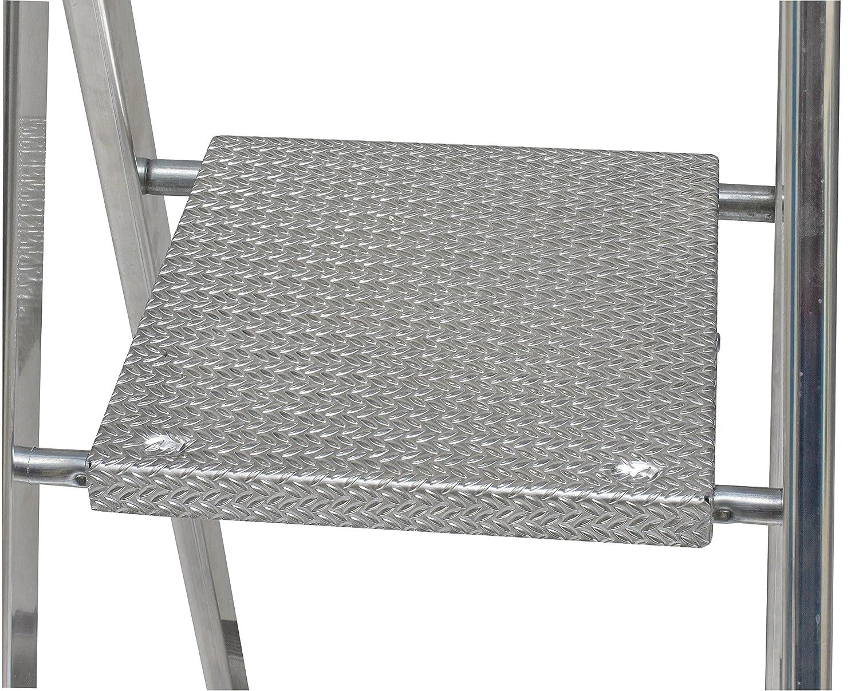KRAUSE Stehleiter Solido 7 Stufen 126665