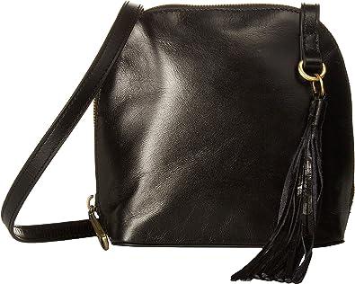 80ecea90bc27 Amazon.com  Hobo Women s Nash Black Vintage Hide One Size  Shoes
