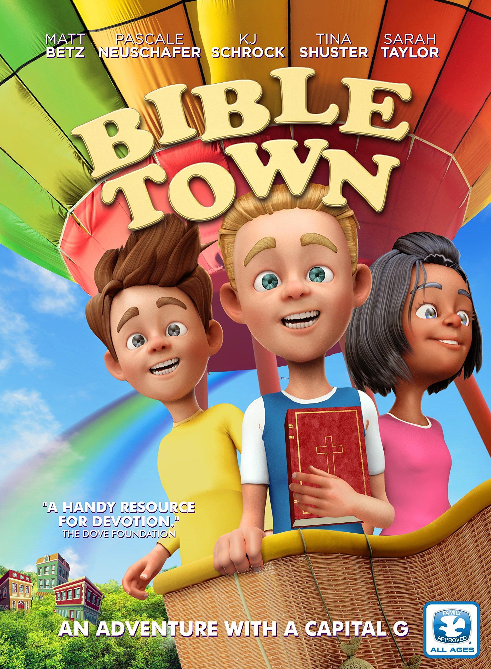 DVD : Bible Town (DVD)