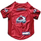 Littlearth NHL Stretch Pet Jersey - Sports Jersey Designed for Dogs and Cats - Stretch Fabric