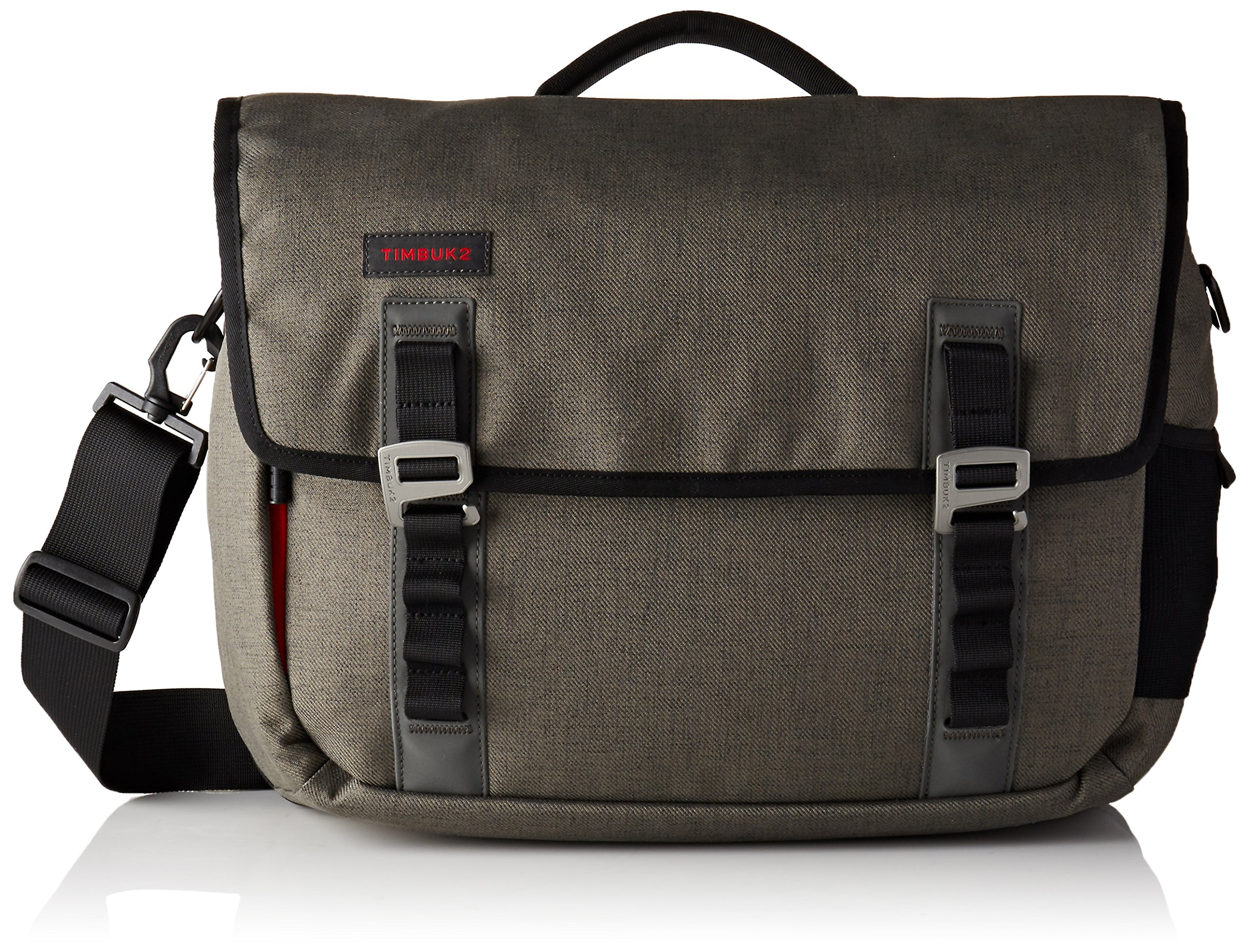 Timbuk2 Command Messenger, Carbon Full-Cycle Twill, Medium by Timbuk2