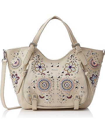 cb35c4cf2cc Desigual Bag Apolo Rotterdam Women Shoppers y bolsos de hombro Mujer
