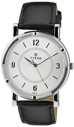 941446816201 Buy Titan Analog White Dial Men's Watch-NK1639SL03 Online at Low ...