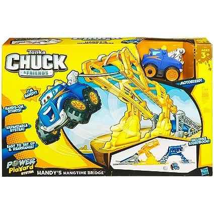 Amazon Tonka Chuck Friends Power Playard System Handys