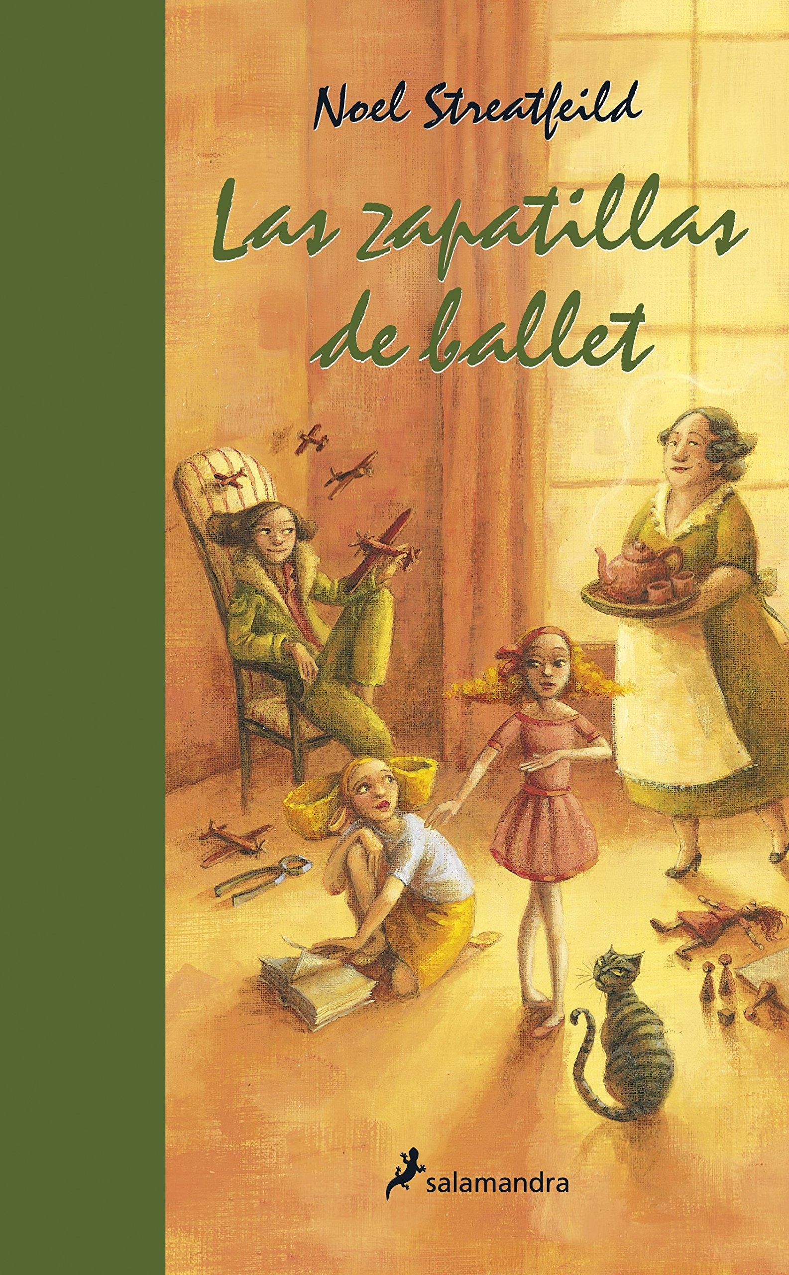 Zapatillas de ballet, Las (Spanish Edition) (Spanish) Hardcover – September 18, 2015