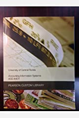 Accounting Information Systems ACG 4401 University of Central Florida School & Library Binding