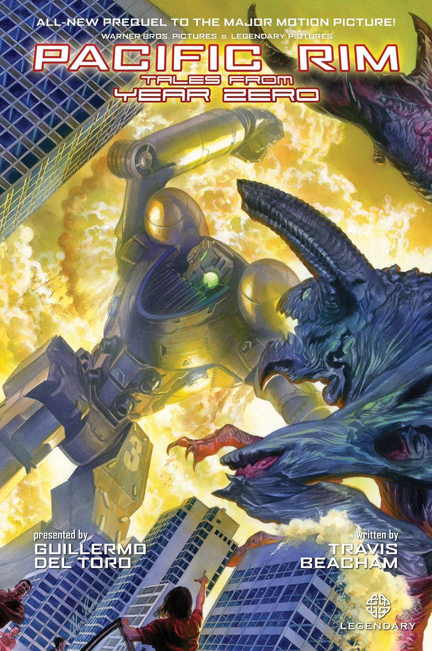 Download Pacific Rim: Tales From Year Zero pdf