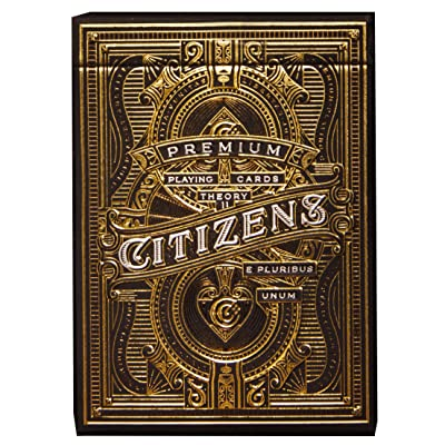 Citizen Playing Cards: Sports & Outdoors