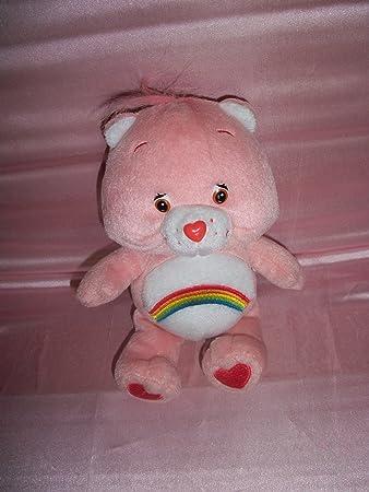 2a7132450c8 Care Bears - Cheer Bear Beanie  Amazon.co.uk  Toys   Games