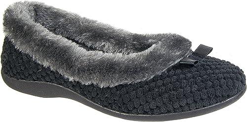 Sleepers Womens Ladies Full Slippers