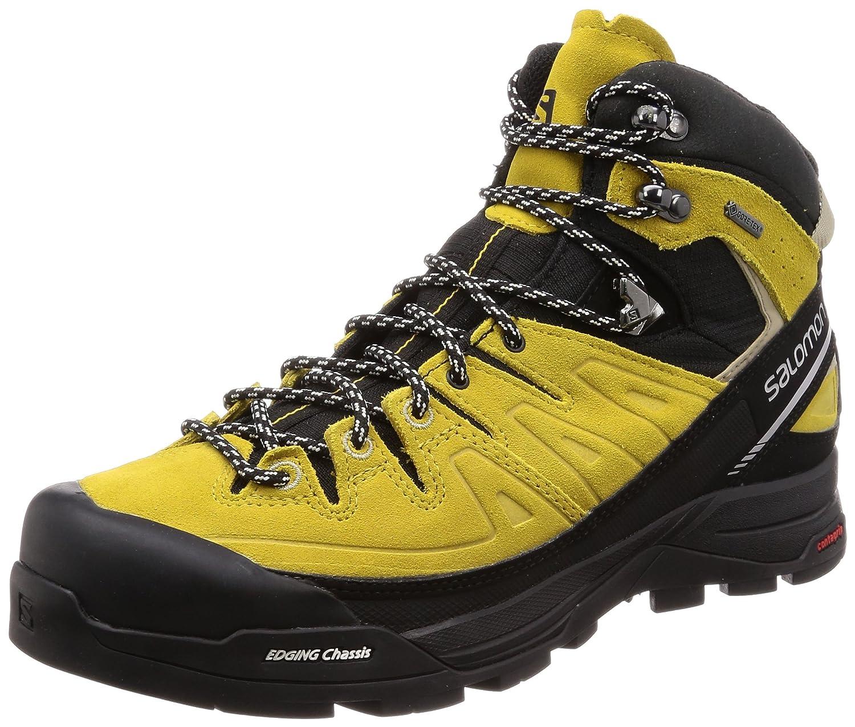 6ea43d350fe SALOMON Men's X Alp Mid LTR GTX High Rise Hiking Boots: Amazon.co.uk ...