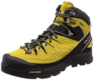 1639713bd88 SALOMON Men's X Alp Mid LTR GTX High Rise Hiking Boots: Amazon.co.uk ...